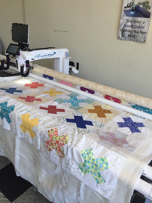 Quilting Quilt blocks to heal violence
