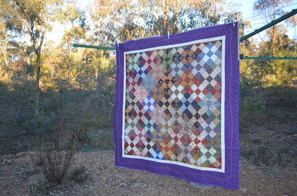 Procrasticraft nanas quilt full image